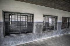 Kaunas Ninth Fort. The visiting area at Kaunas Ninth Fort Stock Photo