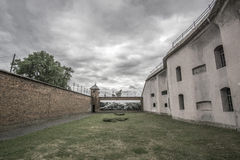 Kaunas Ninth Fort Stock Photo