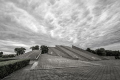 Kaunas nionde fort Royaltyfri Bild
