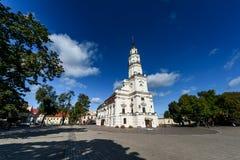 Kaunas Town Hall, Lithuania Stock Photography