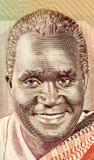 kaunda Κέννεθ Στοκ Φωτογραφίες