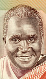 kaunda kenneth Arkivfoton