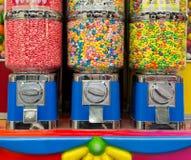 Kauwgommachine Royalty-vrije Stock Foto