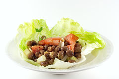 Kava Bean Salad Imagenes de archivo