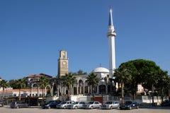 Kavaje stary miasto i zarząd miasta w Tirana okręgu administracyjnym, Albania Zdjęcia Stock