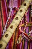 Kaval - traditionelle Instrumente Lizenzfreie Stockfotos