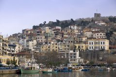 Kavala Stock Photo
