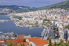 Kavala Greece Royalty Free Stock Photos