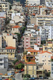 Kavala Streets Stock Photography
