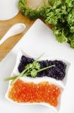Kaviar Lizenzfreie Stockfotos
