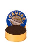kaviar Arkivfoto