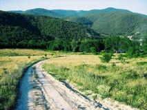 Kavkaz-Berge Lizenzfreies Stockfoto