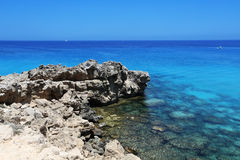 Kavo Greko cape in Cyprus Stock Photo