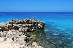 Kavo Greko cape in Cyprus.  Stock Photo