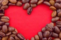 kawę Fotografia Stock