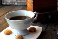 kawę Fotografia Royalty Free