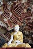 Kaw Goon cave Stock Photo
