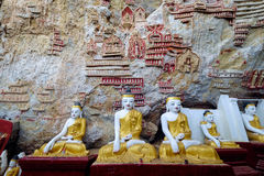 Kaw Goon Cave Stock Photos