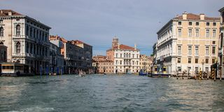 kawałków kanałowy Wenecji obrazy royalty free