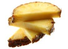 kawałek ananasowy fotografia royalty free