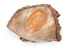 Kawałek drewno zdjęcia stock