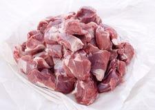 Kawałek mięso Fotografia Royalty Free