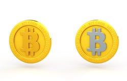 Kawałek moneta Zdjęcia Stock