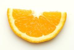 kawałek pomarańczy Fotografia Stock
