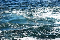 Kawałek Poseidon obrazy royalty free