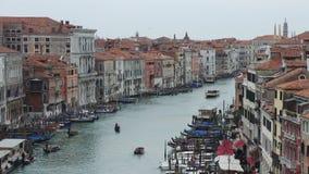 kawałków kanałowy Wenecji Fotografia Stock