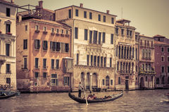 kawałków kanałowy Wenecji Zdjęcia Royalty Free