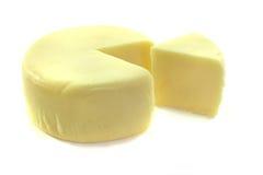 kawałka serowy koło Zdjęcie Stock