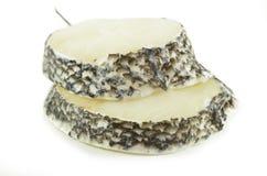 Kawałki rybi surowy dorsz przepasują Obraz Royalty Free