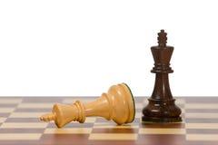 kawałki szachowi zdjęcie stock