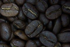 kawa, blisko fasoli Zdjęcie Royalty Free