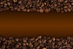 kawa bobowa Zdjęcie Royalty Free