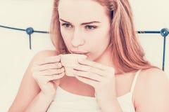 Kawa dla budzić się zdjęcie stock