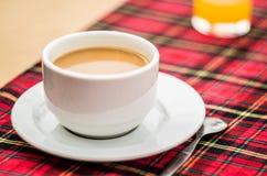 Kawa dla śniadania Obraz Royalty Free