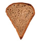 Kawałek chleb Obraz Royalty Free
