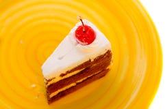 kawałek ciasta Obrazy Stock