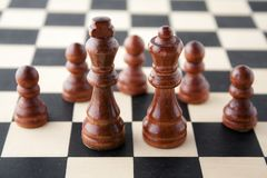 kawałek od gry szachy Zdjęcia Stock