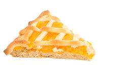 kawałek owocowy kulebiak Obrazy Royalty Free
