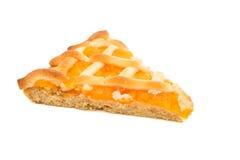 kawałek owocowy kulebiak Fotografia Stock