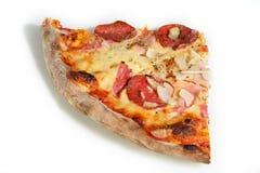 kawałek pizzy Obraz Stock