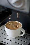 kawa espresso Fotografia Royalty Free