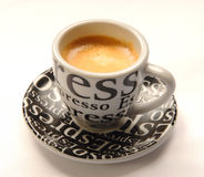kawa espresso Zdjęcia Royalty Free