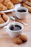 kawa espresso włoch Zdjęcia Royalty Free