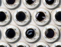 kawa gorąca świeże zdjęcie royalty free