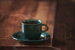 kawa gorąca Zdjęcia Stock