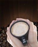 Kawa holic Obraz Stock